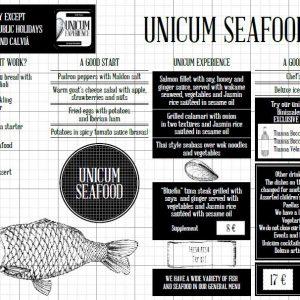 seafood ing