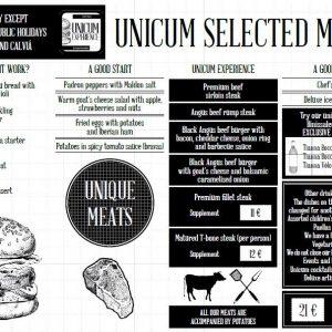 unicum carnes ing