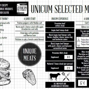 unicum select meat ing